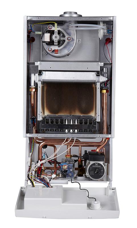 壁挂炉电路板连接水箱探头