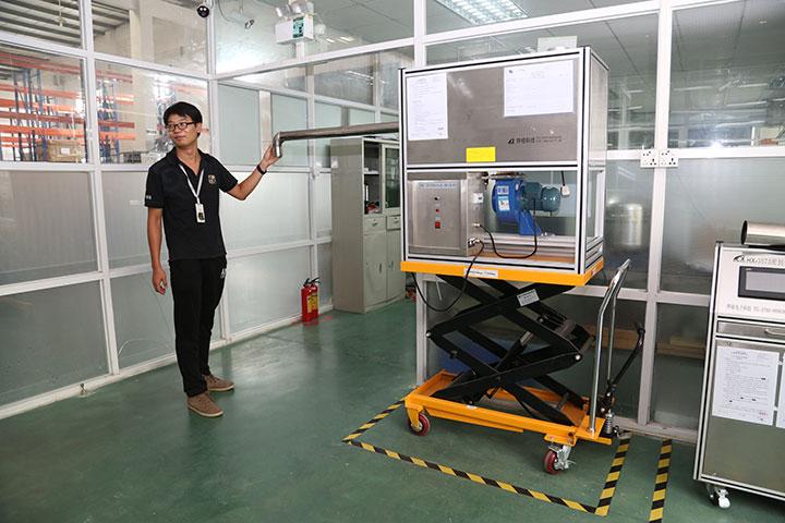 瑞马壁挂炉-风压开关性能检测设备