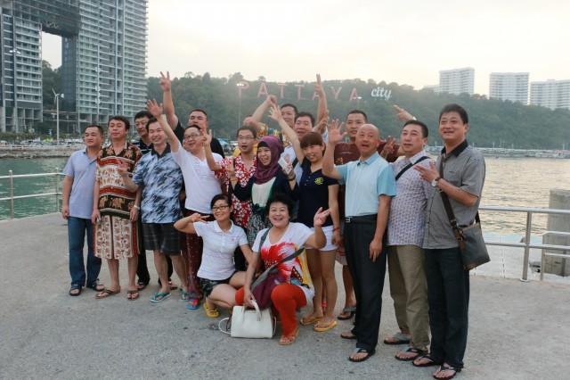 中国瑞马壁挂炉代理商畅游泰国