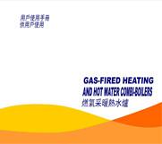 燃气壁挂炉产品使用说明书下载