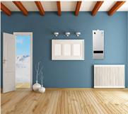 燃气壁挂炉采暖炉与散热器的连接方式
