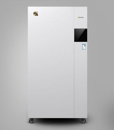 全预混低氮冷凝模块炉