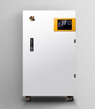 99kw全预混低氮冷凝落地炉